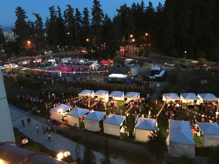 So Bazaar Food Trucks and Market, Summer events in Redmond, WA