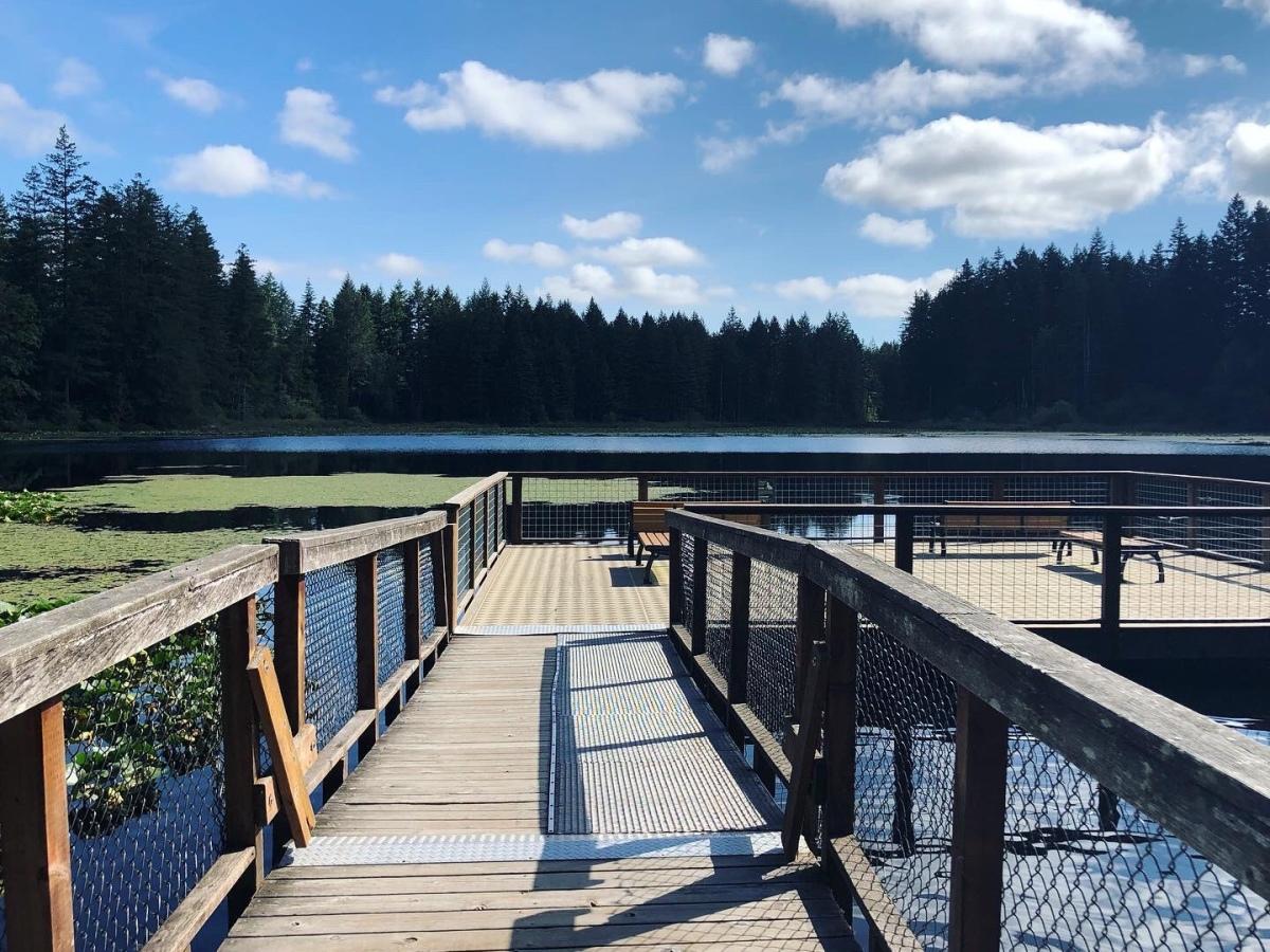 Dock at Yellow Lake