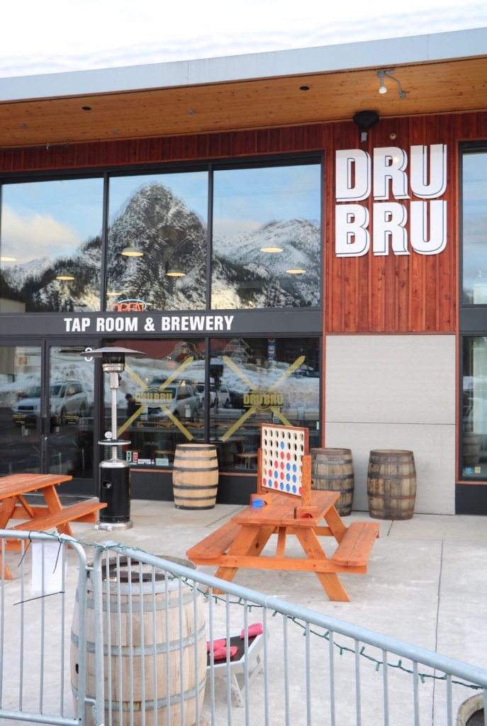 Dru Bru Tap Room and Brewery, Snoqualmie Pass