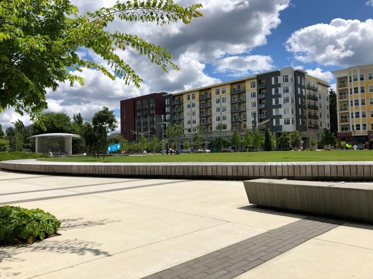 Downtown Redmond Park