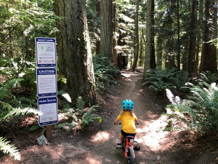 Duthie Hill Bootcamp Loop Trail