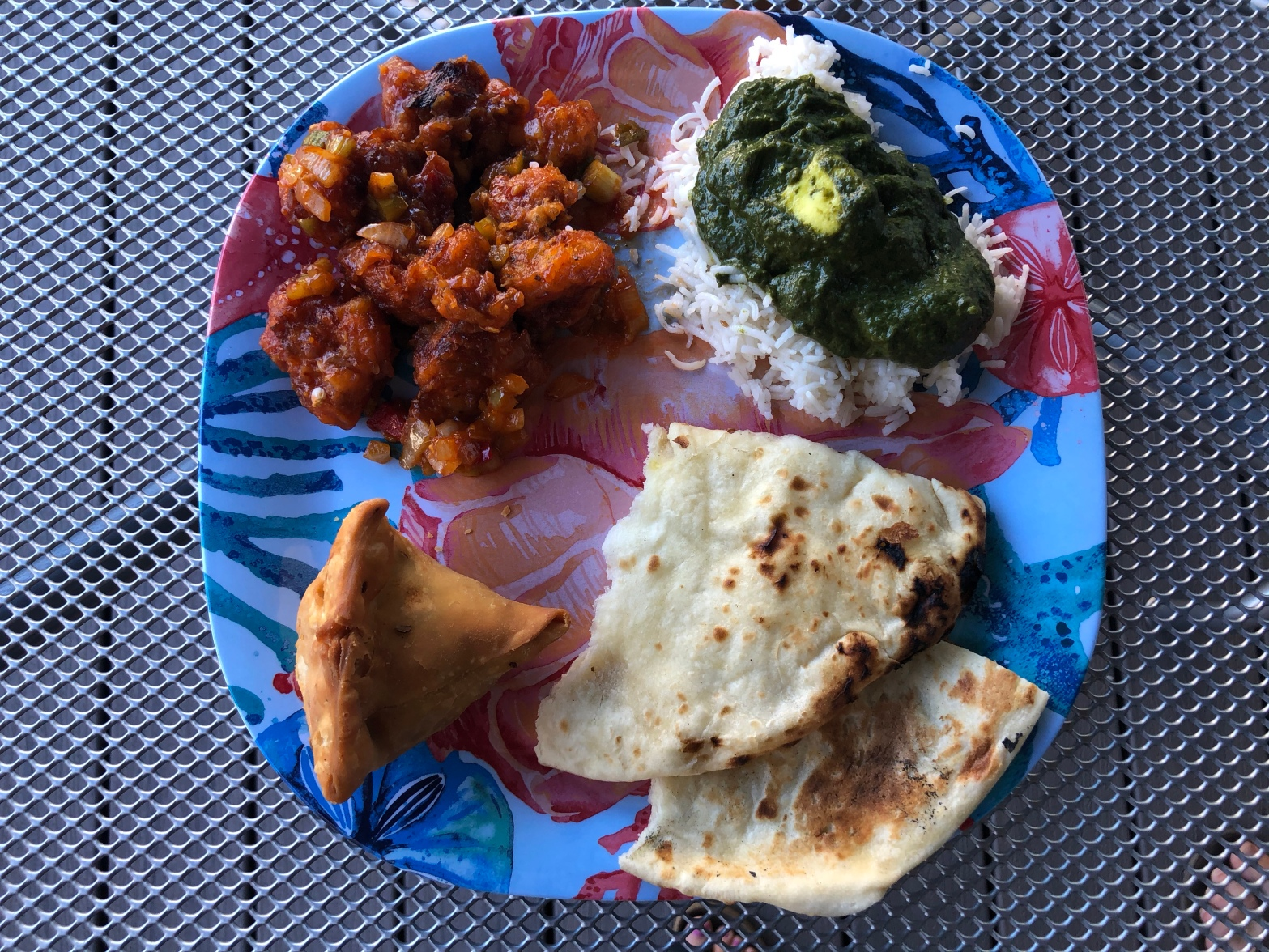 Dinner from Kanishka Redmond